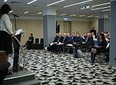 Спикер регионального парламента Сергей Дубовой и депутаты областной Думы приняли участие в заседании Общего собрания членов Союза промышленников и предпринимателей Мурманской области