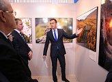 """Обновленная фотовыставка """"Первозданная Россия"""" открылась в фойе Мурманского морского вокзала"""