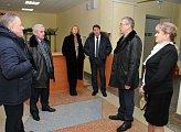 Депутаты областной Думы посетили объекты системы безопасности региона
