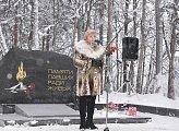 Двадцать третий областной фестиваль солдатской песни «С боевыми друзьями встречаюсь, чтобы памяти нить не прервать…»  прошел в Оленегорске